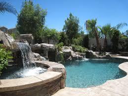 swimming pool builders in las vegas custom concrete pools
