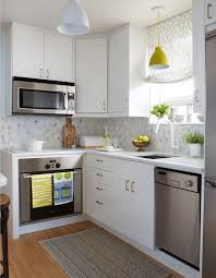 Small Kitchen Designs Images Small Kitchen With Modern Look Boshdesigns Com