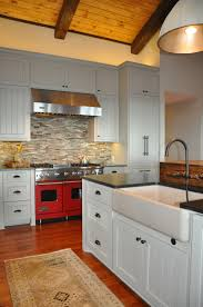 residential custom cabinetscapitol cabinets custom built apron front sink with faucet built into island