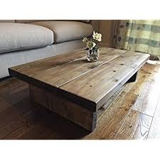 rustic oak coffee table new forest rustic furniture solid rustic handmade pine coffee table
