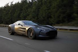 aston martin vanquish matte black super exotic and concept cars aston martin one 77