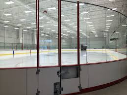 find used hockey rink equipment and supplies r e r