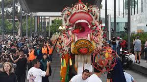lunar new year celebrations commence bendigo advertiser