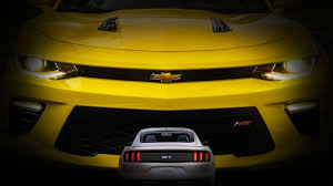 mustang camaro chevrolet camaro beats ford mustang here s why the drive