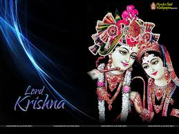 computer wallpaper krishna lord krishna wallpapers with black background