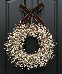 25 diy ideas to have a winter wreath pretty designs