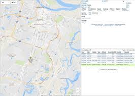 Okefenokee Swamp Map N208am Jpg