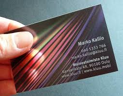 how to make a clear business card printaholic com