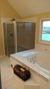 master bathroom remodeling in aurora il with heated floors