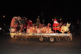 christmas light parade floats flower mound parade of lights i am jay marks