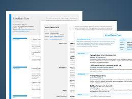 resumonk résumé creator lifetime subscription stacksocial 52 modern free premium cv resume templates tools news
