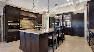 Dark Cabinets In Kitchen Cabinet Mesmerizing Kitchens With Dark Cabinets Youtube