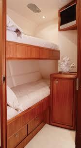 Yacht Interior Design Ideas Bertram 70 Twin Bunks Yacht Bedroom Luxury Bertram 70
