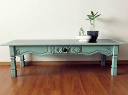 furniture weathered coffee table distressed wood coffee table