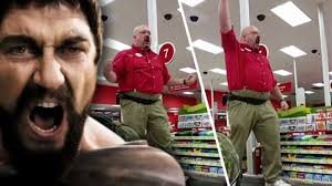 black friday target mic target employee gives the best black friday speech ever