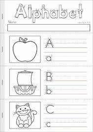 alphabet u0026 letter sounds review no prep lower case letters