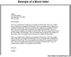 semi block style cover letter mediafoxstudio modified semi block