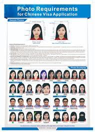 visas for p r china