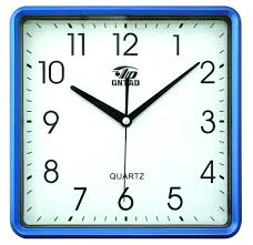 Wall Watch by Square Wall Clock For Decorating U2013 Wall Clocks