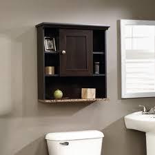 cherry bathroom wall cabinet sauder bath wall cabinet cinnamon cherry finish ebay