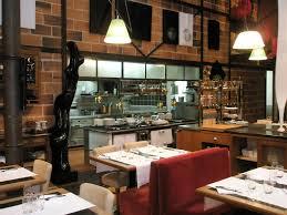 restaurant cuisine ouverte cuisine ouverte ou fermée meilleur de le restaurant maison baron