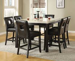 archstone counter height dining room set from homelegance 3270 36