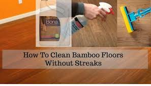 can i use pine sol to clean wood kitchen cabinets how to clean bamboo floors without streaks floor techie