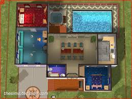 single floor house the sims house downloads home ideas and floor plans part 7