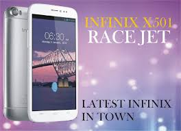 the newest android phone x501 race jet the android phone from infinix kara
