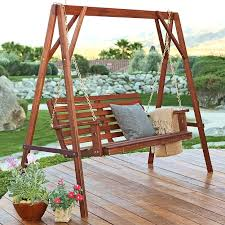 Swinging Patio Chair Benches Teak Patio Furniture Teak Outdoor Furniture For Teak Swing