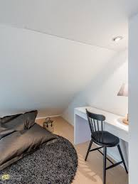 white loft bright finnish apartment in white and additional loft space