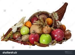 thanksgiving cornucopia clipart thanksgiving cornucopia horn plenty vegetable fruits stock photo