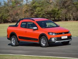 volkswagen brazilian 2014 volkswagen saveiro cross pickup gets crew cab version in
