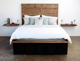 Barn Wood Bedroom Furniture Contemporary Wood Bedroom Furniture And Contemporary Reclaimed