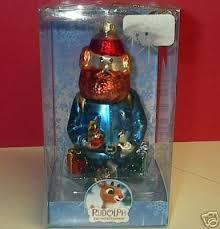 rudolph glass yukon cornelius ornament 2005 5 35270732