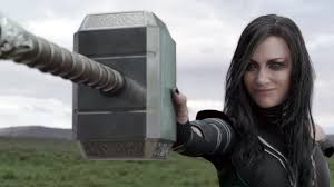 thor ragnarok hela destroys thor s hammer new movie clip youtube