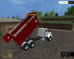 2015 kenworth dump truck kenworth dump v1 modhub us