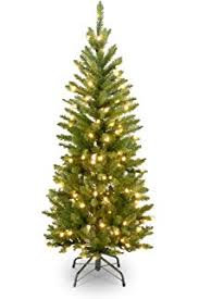 national tree 7 5 foot kingswood fir pencil tree with
