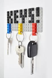 ketchup keychain 25 unique lego key holders ideas on pinterest key hanger for