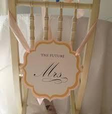 Bridal Shower Chair He Said She Said Bride Or Groom Guess Who Printable Bridal