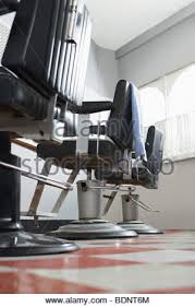 Barbers Chairs Barbers Chairs In A Row Stock Photo Royalty Free Image 25680886