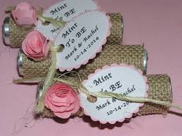 rustic wedding favor ideas merry brides diy rustic wedding favor idea