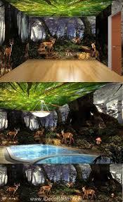 375 best entire living room wallpaper images on pinterest coupon 3d deer forest tree top wall murals wallpaper paper art print decor idcqw 000359