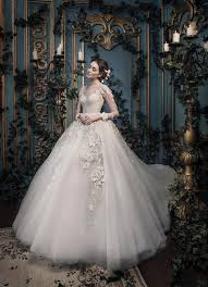 the ethereal ivory bridal