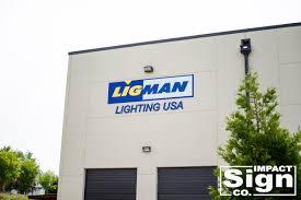 Ligman Lighting Dimensional Letters U0026 Logos