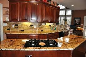 kitchen countertop and backsplash combinations kitchen countertop and backsplash ideas granite and tile ideas