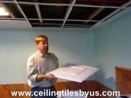 How To Put Up Ceiling Tiles by Step By Step Guide On Installing Pvc Ceiling Tiles From Ceiling