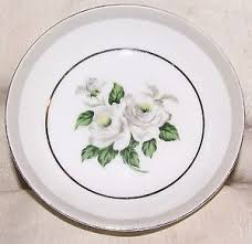 white china pattern 3939 fruit bowl 1 only white pattern no 3939 china japan