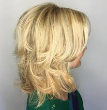 medium lenth hairstle for 54 year old the best hairstyles for women over 50 80 flattering cuts 2018
