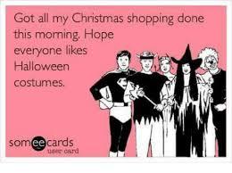 Christmas Shopping Meme - got all my christmas shopping done this morning hope everyone
